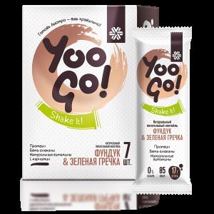 Первые шаги в похудении с Yoo Go