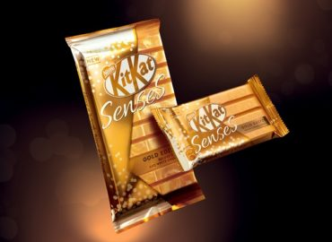 «Слитки золота» KitKat теперь можно купить в обычных супермаркетах