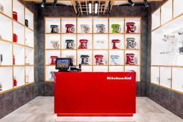 KitchenAid празднует 100-летие и открывает фирменный магазин в торговом доме ГУМ