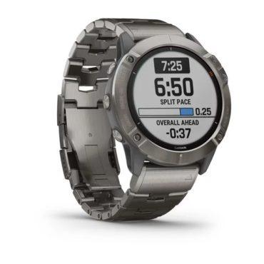 Смарт-часы Garmin Fēnix 6X Pro Solar стали лауреатами CES 2020