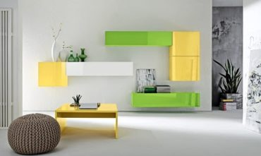 Грамотно организуем пространство с модульной мебелью