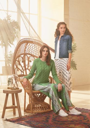 Коллекция одежды Faberlic весна/лето 2020