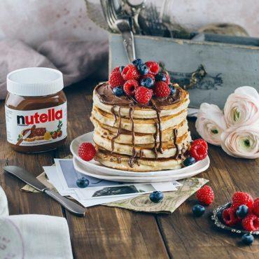 В Москве пройдет фестиваль «Масленица с Nutella®»