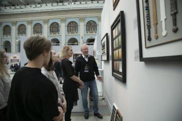«Фанагория» добавила новые краски в палитру выставки «Art Russia»