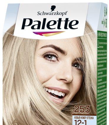 Коллекция осветлителей Palette Фитолиния: благородный блонд и ухаживающие масла для заботы о волосах