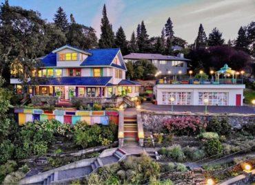 Радужный дом за 1,45 млн долларов