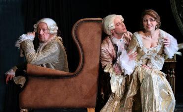 Возвращение спектакля «Амадей» на сцену театра у Никитских ворот