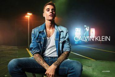 Новая рекламная кампания CALVIN KLEIN JEANS