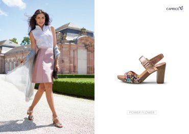 CAPRICE показал новые коллекции на Euro Shoes 2020