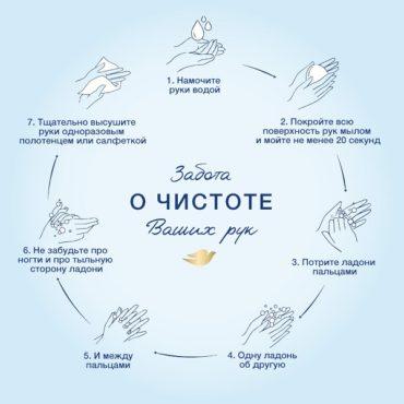 Dove заботится о врачах и семьях в период пандемии