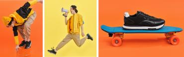 «Now to the future»: шаг в будущее с коллекцией обуви Jog Dog весна-лето 2020 для мужчин
