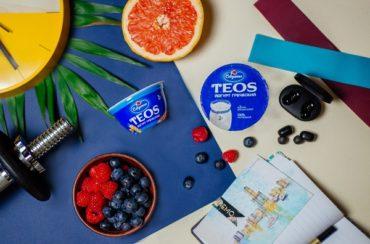 Бросьте себе вызов вместе с TEOS
