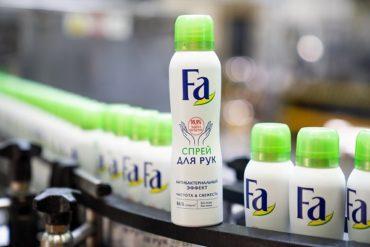 Новинки от Fa: санитайзеры в формате геля и спрея для рук для эффективной защиты от бактерий
