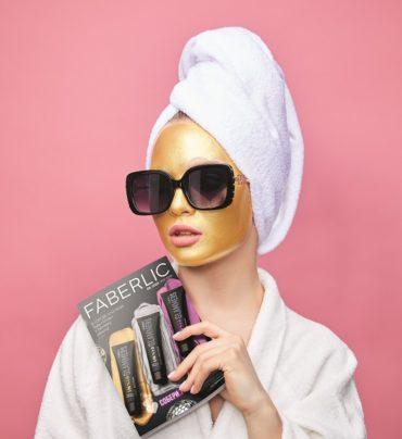 Искрящиеся маски для лица и настроения от Faberlic