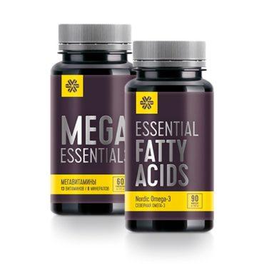 Набор 4 Welness — мощный витаминно-минеральный комплекс