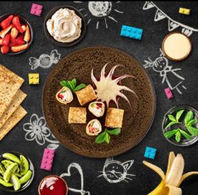Якитория запускает кулинарные конкурсы для самых маленьких