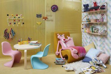 Обновляем интерьер детской комнаты
