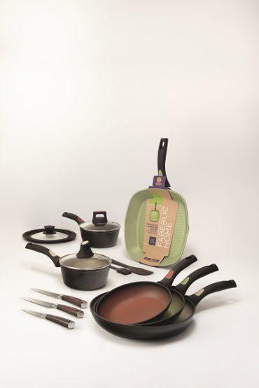 Новая коллекция посуды FABERLIC HOME  для кулинарных шедевров