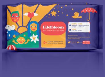 100 и 1 концепция материнства: как бренд Edelbloom помогает женщинам принять себя в этой роли