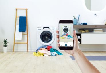 Стартовали продажи стиральных машин Candy Rapid'O с самым полным набором эффективных быстрых программ