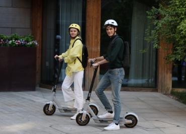 Новые модели электрических самокатов Segway-Ninebot выходят в России