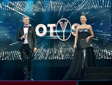 Съемка Международной премии «Лотос-2020» за достижения в области сверхспособностей