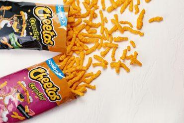 Cheetos Crunchy: легендарные снеки от Cheetos добрались до России