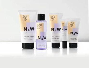 Компания Faberlic вывела формулу чистой кожи в новой линии средств для подростков N4W