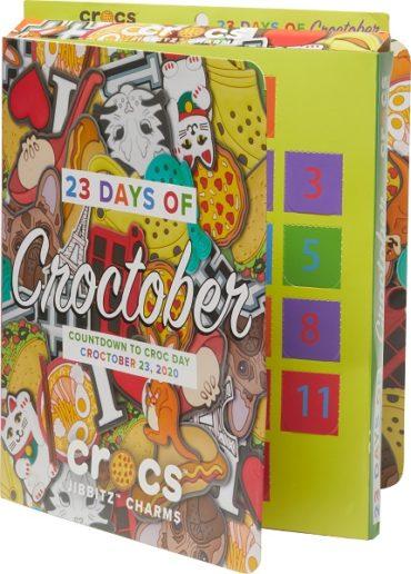 Обратный отсчет до Дня Crocs пошел:  праздник длиною в месяц для тех, кто любит Crocs