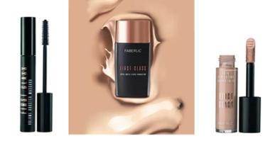 FIRST CLASS – новая первоклассная серия декоративной косметики от FABERLIC