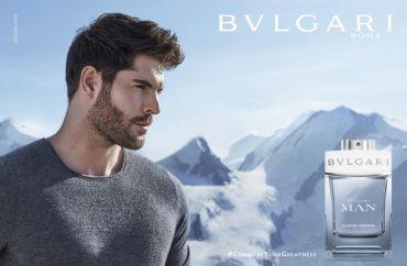 BVLGARI: новый аромат Man Glacial Essence