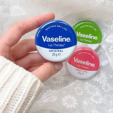 «Vaseline» — бренд №1 в Европе — уже в России!