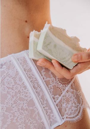 Экзотические мыло для тела: LEMONGRASS и ROMANS