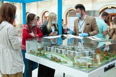 Девелоперская группа «Сити-XXI век» приняла участие в выставке «Недвижимость от лидеров».