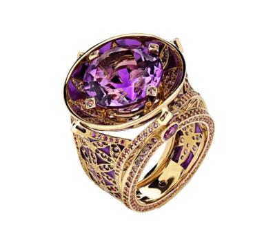 Новая глава в истории бренда Dzhanelli Jewellery –  «Цветок жизни»