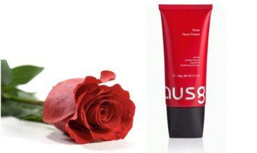 Крем для рук «Роза» от Ausganica