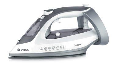 Утюг VITEK VT-8340 — элегантный дизайн и современные технологии