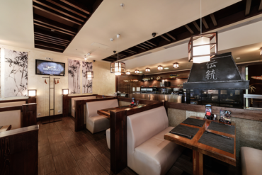 «Якитория» становится еще ближе: в ноябре открылись новые рестораны в Истре и в Домодедово