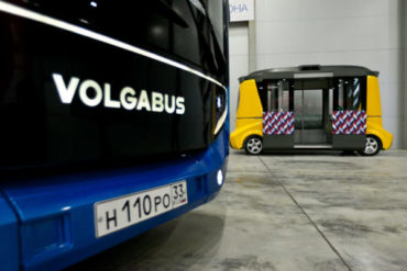Владимирский завод «Волгабас» поставит во Францию машинокомплекты