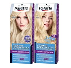 Palette представляет обновление коллекции стойких осветлителей и оттеночных бальзамов: новый дизайн и блонд-уход в составе.
