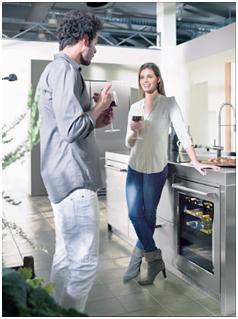 KitchenAid представляет ультрасовременные винные шкафы