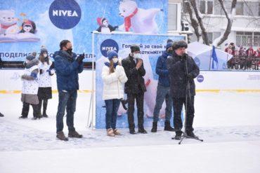NIVEA завершила 7 сезон всероссийского социального проекта Голосуй за свой каток!