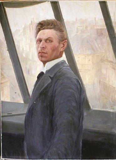 В Третьяковской галерее откроется выставка «Константин Кузнецов.  Париж, Бретань, Нормандия»