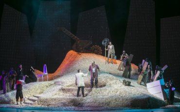 В МХАТ им. М. Горького – девятая премьера сезона — «Лес»