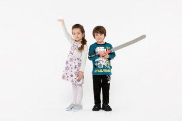 Mothercare совместно с Disney представляет эксклюзивную коллекцию одежды для детей