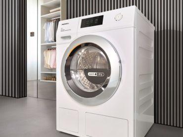 Miele представляет новую серию стирально-сушильных машин WT1