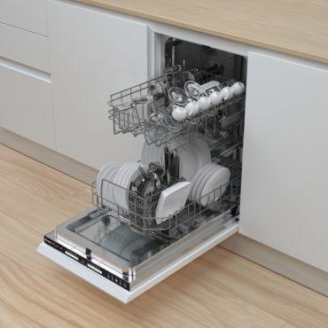Candy расширяет семейство встраиваемых посудомоечных машин