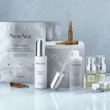 Уход за кожей нового поколения от NovAge