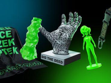 A.D.E.D., Эдуард Еремчук и Саша Фролова создали уникальный дроп для СберСпасибо