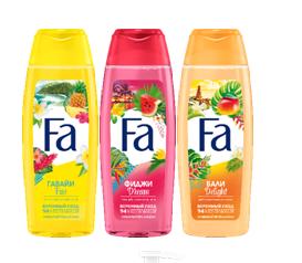 Яркий современный дизайн, улучшенная экологичная формула и более экологичная упаковка: встречайте грандиозное обновление бренда Fa!